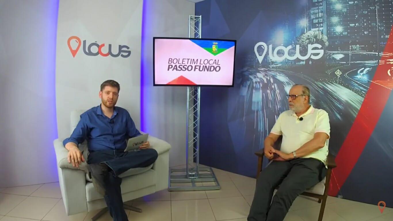Lócus entrevista o ex-presidente do Conselho Municipal de Trânsito, Celso Gonçalves.